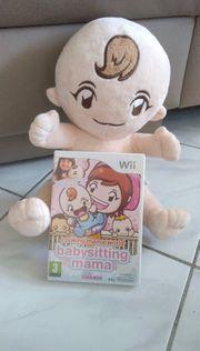 Wii Spiel Babysitting Mama