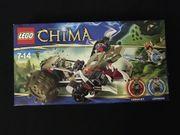 LEGO Chima 70001 - Crawleys Reptiliengreifer