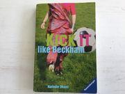 Taschenbuch Kick it like Beckham