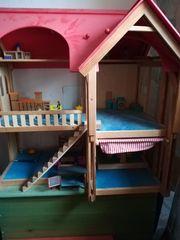 Puppenhaus XXL
