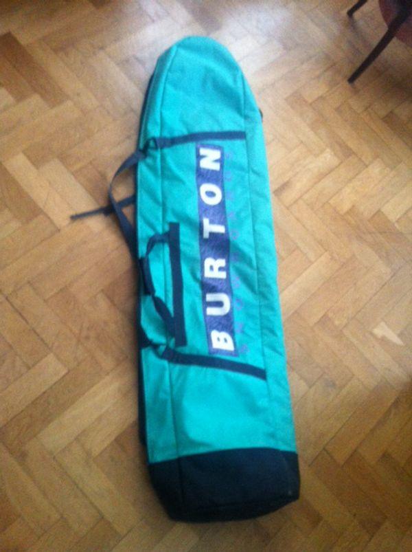 Burton Snowboardtasche 33x20x170cm gebraucht