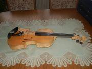 Konzert-Geige mit Kasten