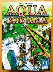 Aqua Romana - Brettspiel - NEU