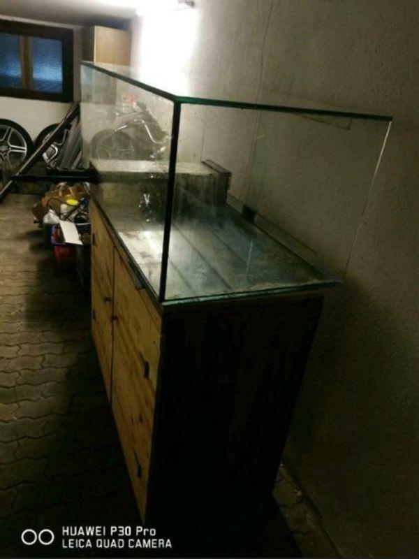 Meerwasser aquarium 360l 120x50x60