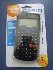 inkl Versand Taschenrechner Casio fx-85DE
