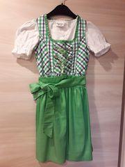 Dirndl Gr 128 Kleid mit