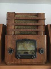 Radio aus Opas Zeit