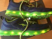 Kangaroos LED Sneaker Größe 37