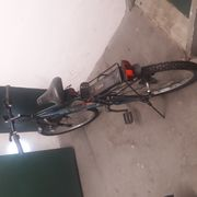 Fahrrad mit 21 Gang Shimano
