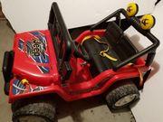 Elektro-Jeep 2-Sitzer für Kinder