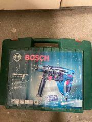 Bohrhammer Bosch PBH 3000-2 FRE