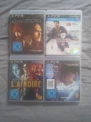 Playstation 3 Spiele fast neu