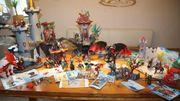 Playmobil - Großes Drachenburg - Set - 4835