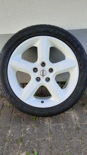 Opel Alufelgen 7 × 17