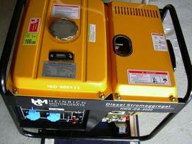 Dieselgenerator HMG-DG2000: Kleinanzeigen aus Merzenich Girbelsrath - Rubrik Geräte, Maschinen