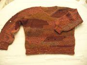 Damen-Pullover 38 40 deut Handarbeit