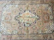 Persicher teppich Ghom Seide 1