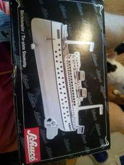 Blechdampfer Tin-plate Steamship der Marke