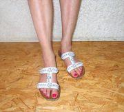Sandaletten Sandalen Damenschuhe Schuhe Gr