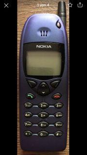Nostalgisches Nokia Handy 6110 optimal