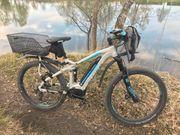 E- Bike - Mountainbike Flyer - Fully