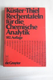 Küster Thiel 1o2 Auflage