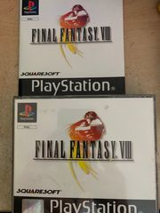 FINAL FANTASY VIII PS1 VHB