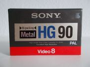 Video 8 Band Sony HG