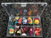 Ü-Eier Figuren Aqualand komplett mit