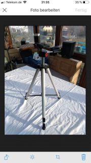Teleskop Foto Stativ 120cm