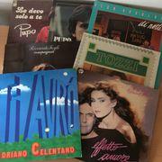 LPs Langspielplatten - Italienische Hits - sehr
