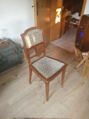 Antiker Stuhl zu verkaufen