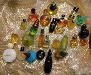 Duftende Mini Fläschchen Sammlung