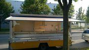 Verkaufsanhänger Metzger Verkaufswagen Anhänger