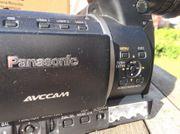Panasonic AG-AC160 Camcorder neu OVP