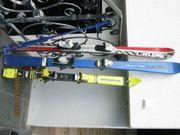 Verschiedene Ski - Rossignol Head etc -