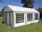 Partyzelt 3x6m Pavillon Zelt Gartenzelt