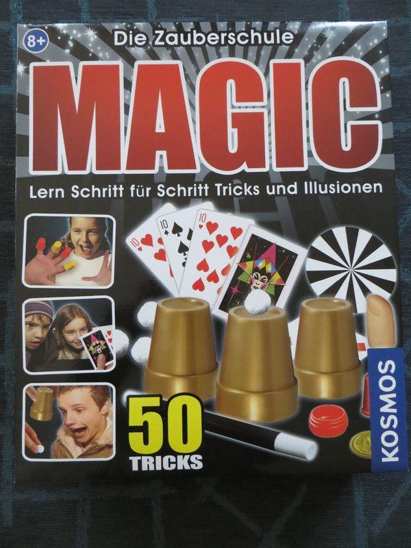 KOSMOS Die Zauberschule Magic