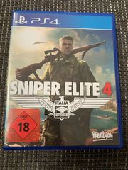 Sniper Elite 4 PS4 PlayStation