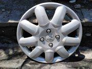 Radzierdeckel Peugeot