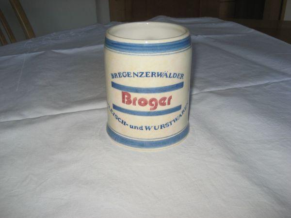 Bregenzerwälder Stein-Bierkrug