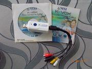 MSI K-VOX Mini USB Movie