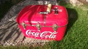 COKA COLA Soundbox mit Kühlfach
