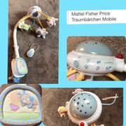 Mobile Traumbärchen Mattel Fisher Price