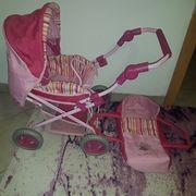 Puppenkinderwagen Buggy My little princess