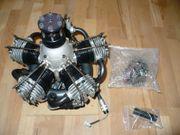 Sternmotor Moki S150 neu ungelaufen