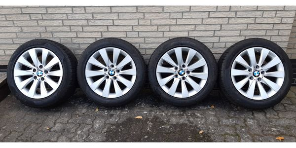 BMW-Winterräder 17 Runflat