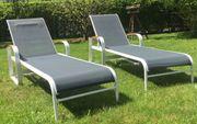 Liegestuhl Liegestühle Sonnenliege Sunlounger Gartenliege
