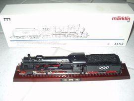 Modelleisenbahnen - Märklin HO-MHI- neu digital 34112