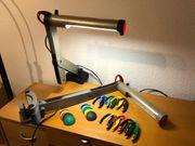 Moll Schreibtischlampen